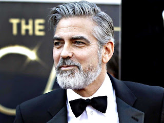 George Clooney hot male celebrities