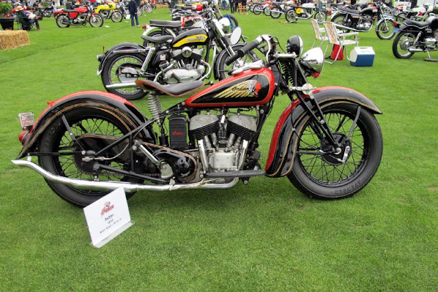 Indian Sport Scout HD Photos
