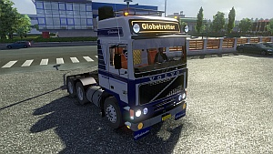 Volvo F10 in 3 flavors pack