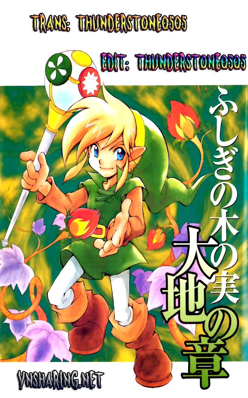 Legend of Zelda: Oracle of Seasons chap 001 trang 39