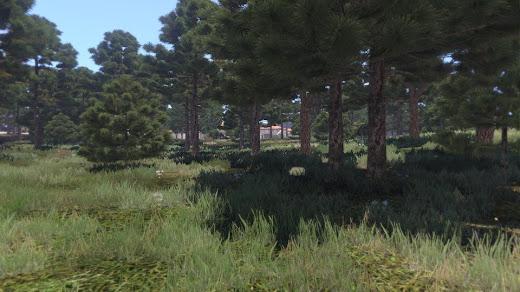 Arma3用Evergreenマップ MOD