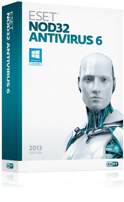 ESET NOD32 Antivirus 6 Serial Key Free Download ...
