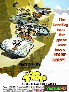 Herbie Đi Monte Carlo