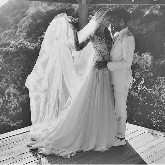 Casamento secreto Daniel alves