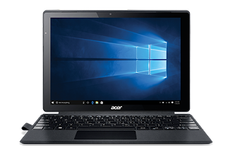 "Acer Switch Alpha Light and quiet and strong, the Acer Switch Alpha is the 2-in-1 that you can take anywhere. Touch screen for the ultimate in creativity 12"" touchscreen with 2160x1440 resolution and 2 front-facing speakers Fan-less Acer LiquidLoop™ cooling"