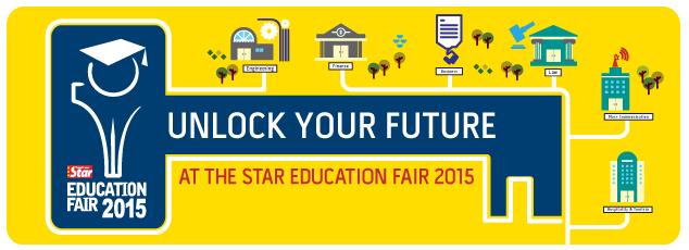 The Star Education Fair 2015