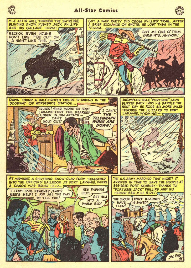 Read online All-Star Comics comic -  Issue #46 - 40