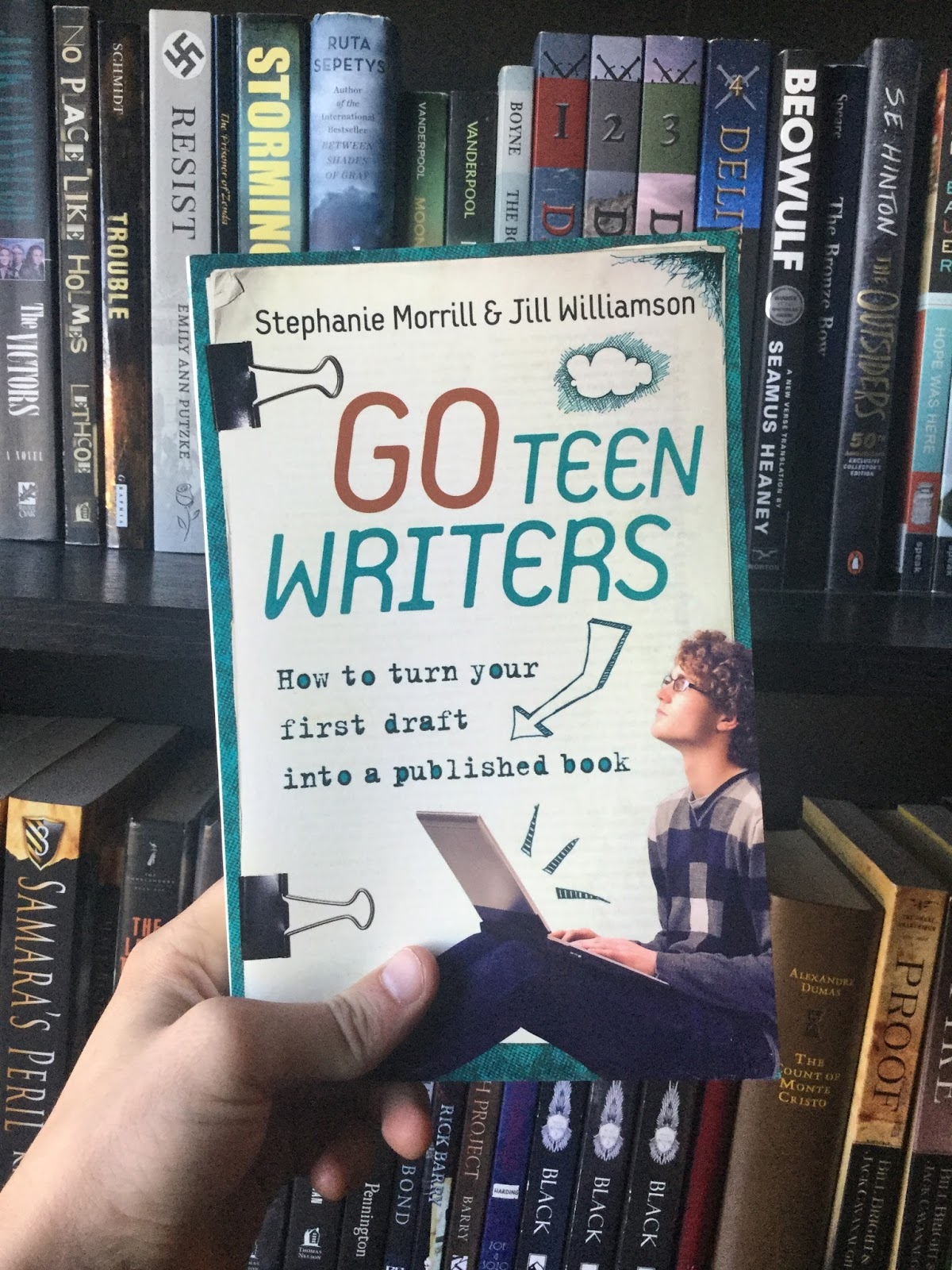 Not Only Does Summer Mean More Reading Time, It Means More Writing Time  And This Is Pretty Much The Most Helpful Book On Writing That I've Ever  Read