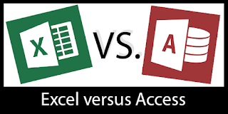 Access 2010 vs Excel 2010