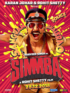 Simmba 2018 Full Movie Free Download Camrip