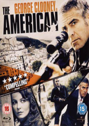The American 2010 BRRip 350Mb Hindi Dual Audio 480p Watch Online Full Movie Download bolly4u
