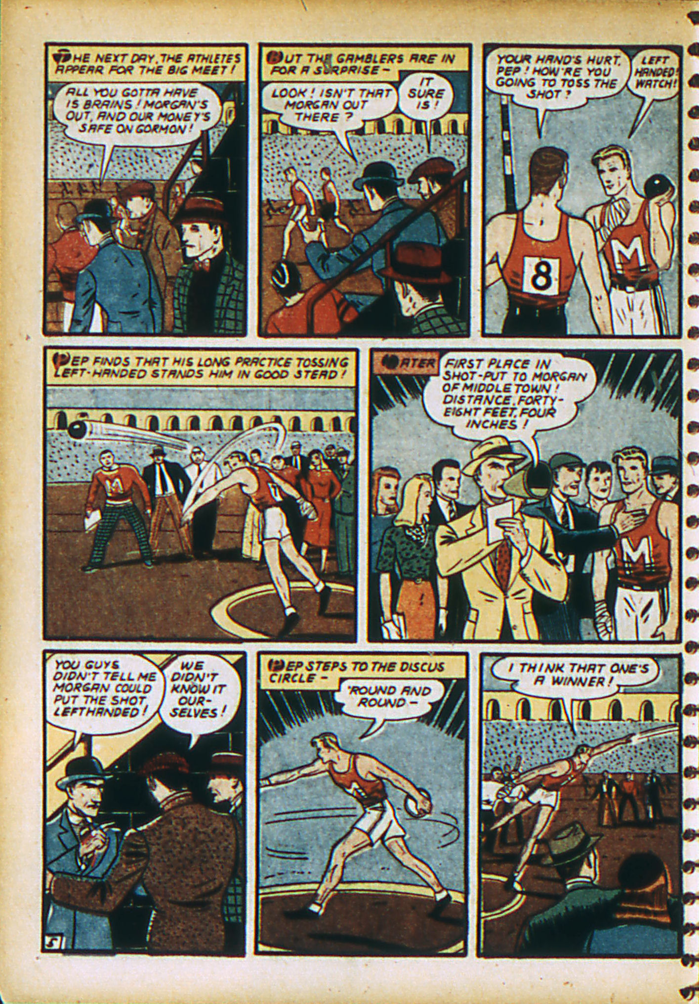 Read online Action Comics (1938) comic -  Issue #28 - 23