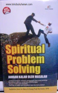 buku spiritual problem solving, solikhin abu izzuddin