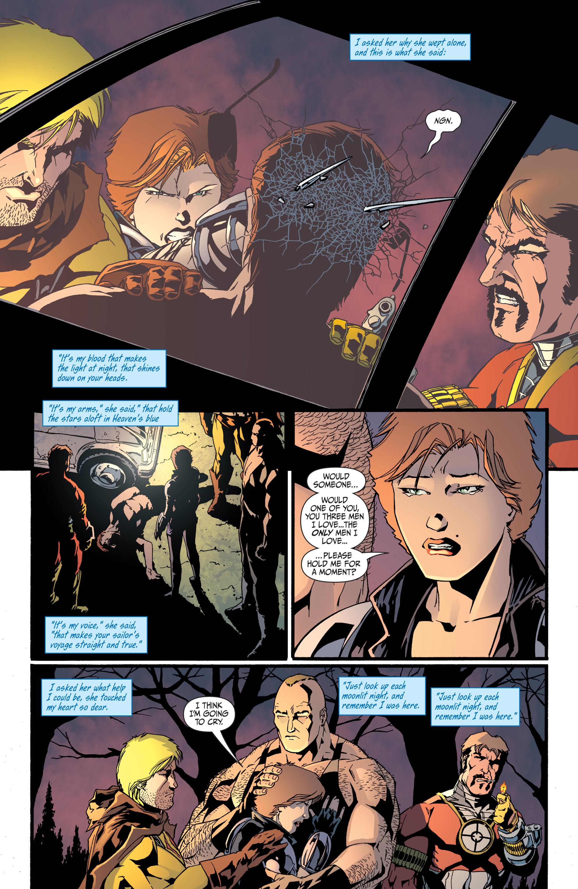 Read online Secret Six (2008) comic -  Issue #34 - 11