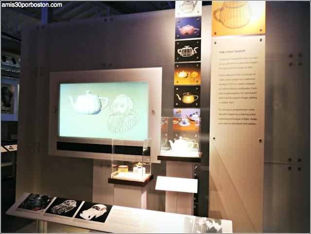 Computer History Museum: Utah Teapot