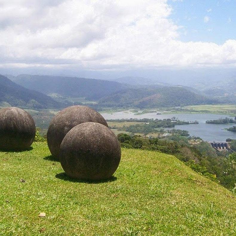 Las misteriosas esferas de piedra | Costa Rica
