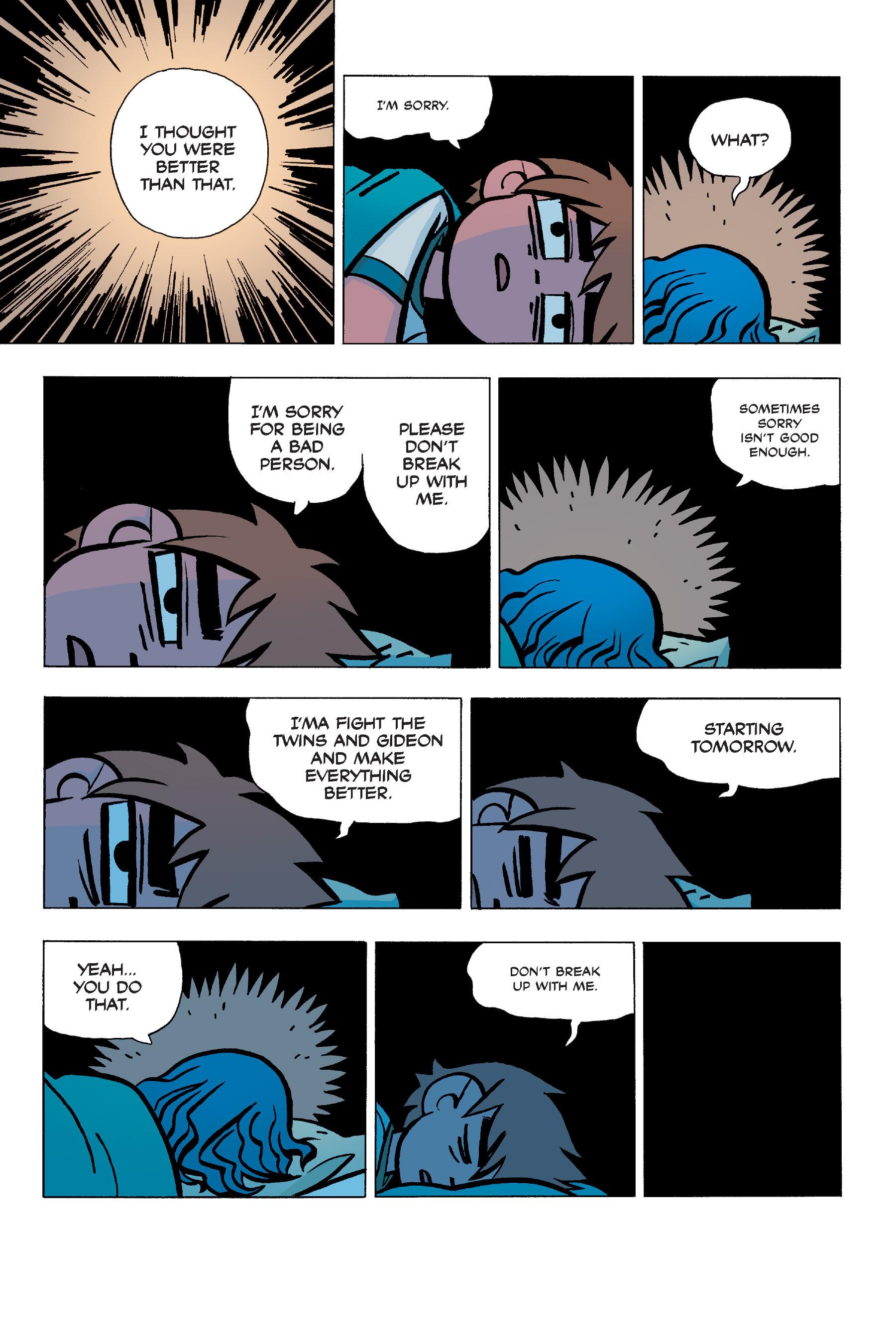Read online Scott Pilgrim comic -  Issue #5 - 109