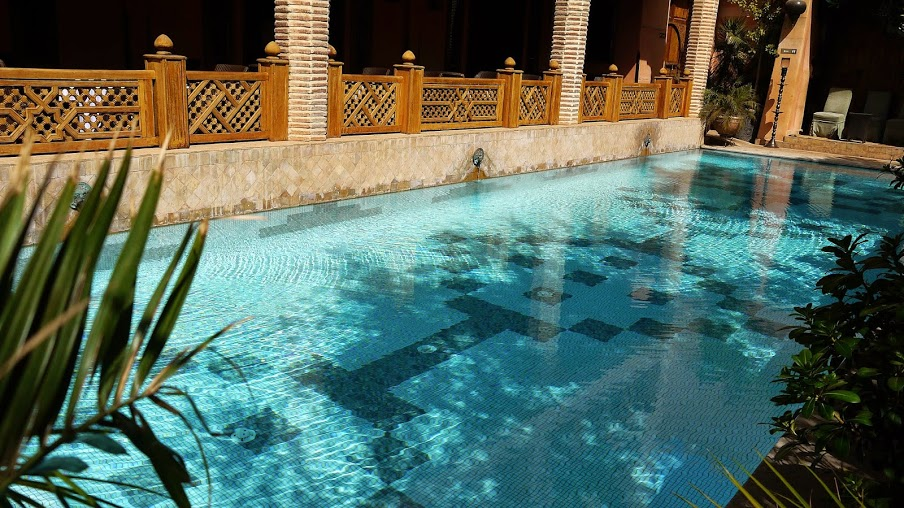 La Maison Arabe Marrakech Swimming Pool