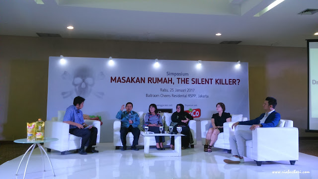 "Simposium Sunco, Mengulik Masakan Rumah ""The Sillent Killer?"