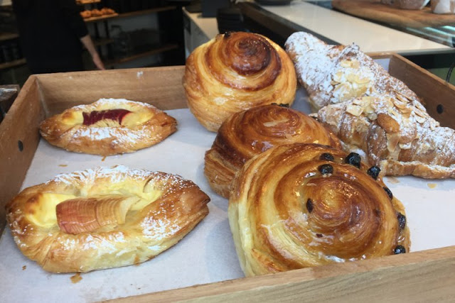 Enjoy a fresh pastry for breakfast at Providore on Hastings.