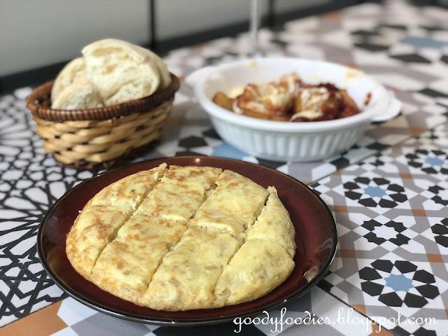Marta's Kitchen KL - Tapas