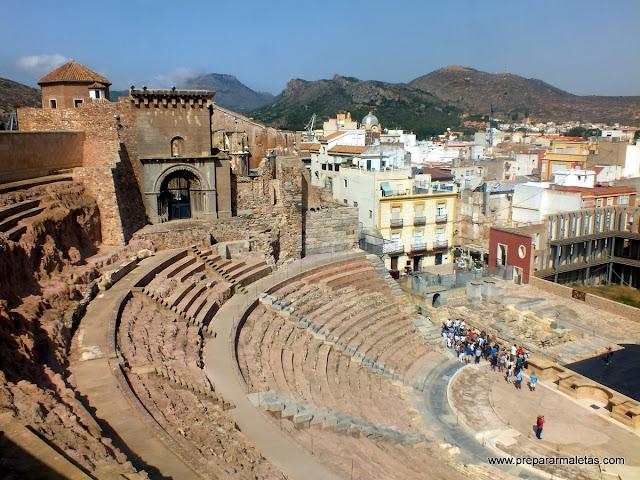 Qué ver y hacer en Cartagena (Murcia)