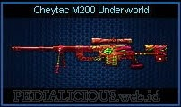 Cheytac M200 Underworld