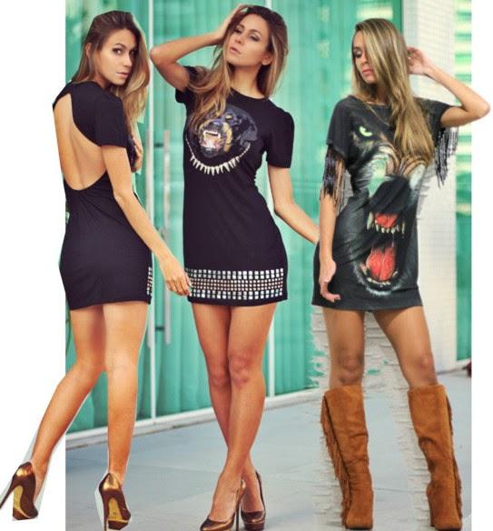 vestidos curtos-vestidos curtos da moda-modelos de vestidos-vestido camiseta-camiseta vestido-vestido preto-vestidos tubinho-dress