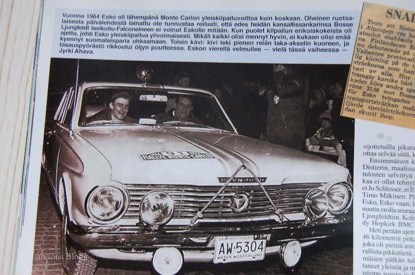 cb1598ebd5a Esko Keinänen och Jyrki Ahava i Monte Carlo när allt fortfarande såg bra ut.