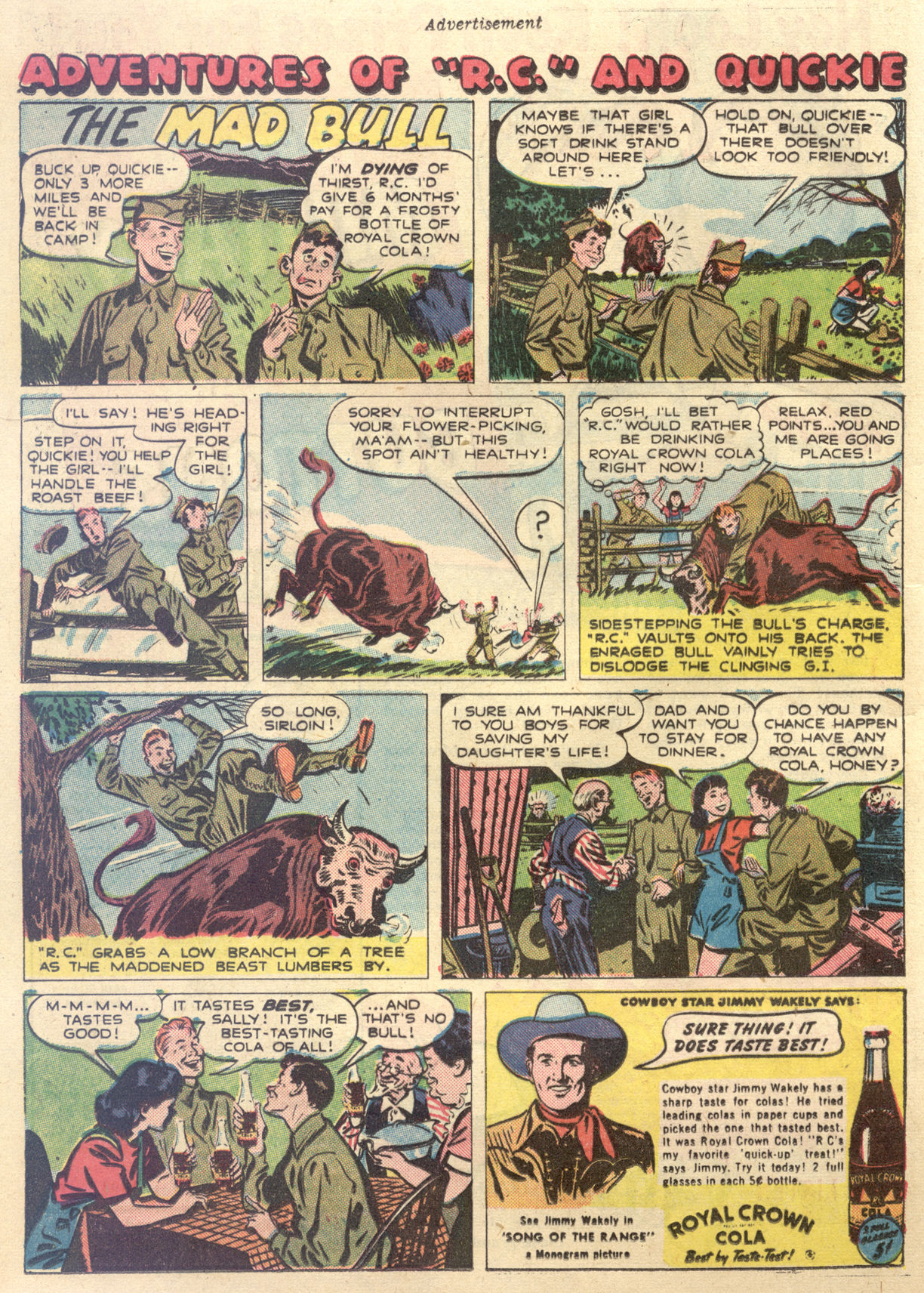 Read online Action Comics (1938) comic -  Issue #88 - 22