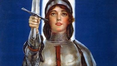 Joan of Arc - kisah penyihir legendaris