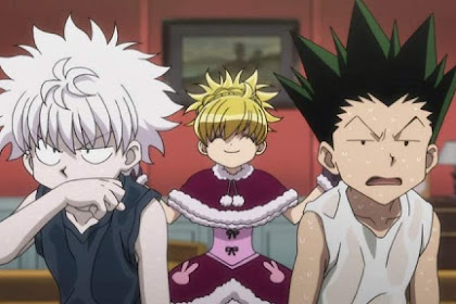 [Review] Hunter x Hunter (2011)