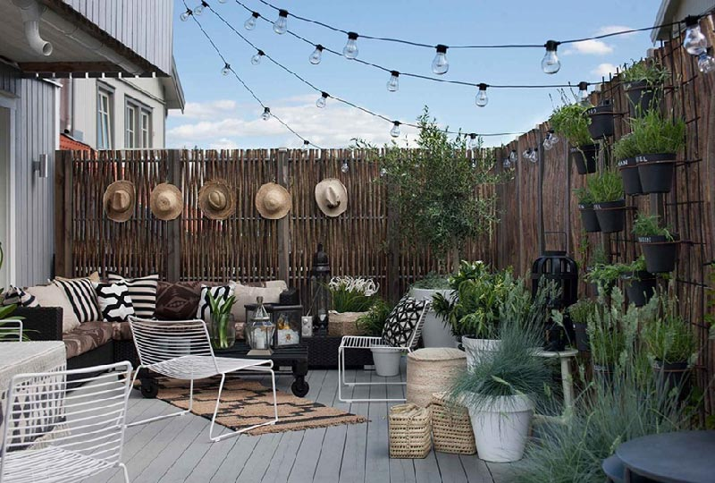 idee decor spazi outdoor