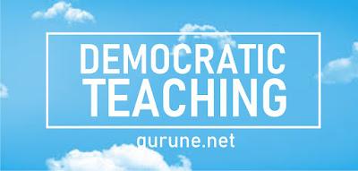 Democratic Teaching Membantu Mengembangkan Kreativitas Anak
