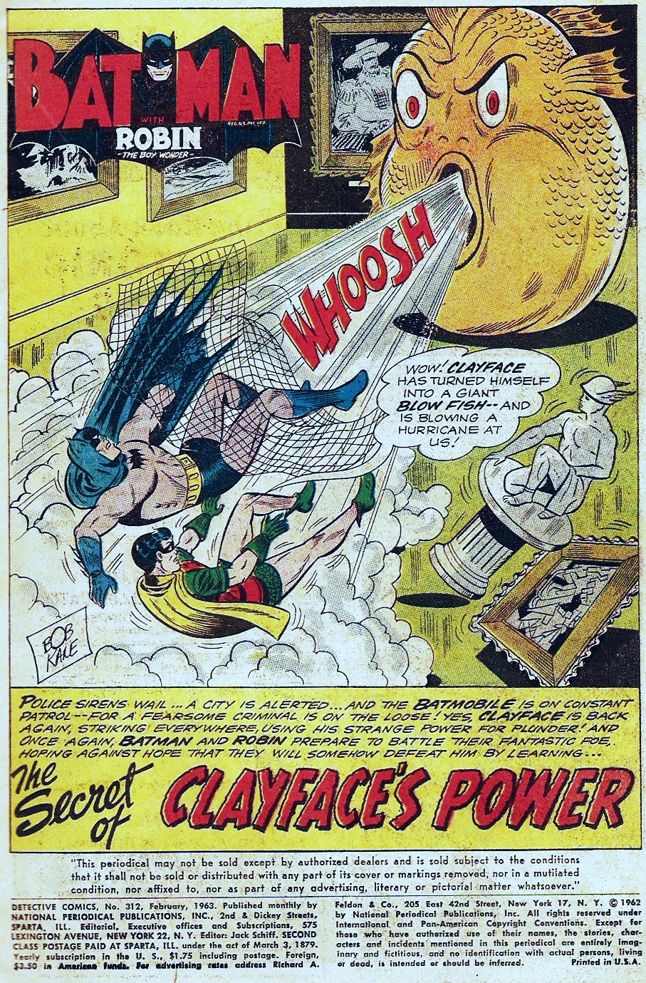 Detective Comics (1937) 312 Page 3