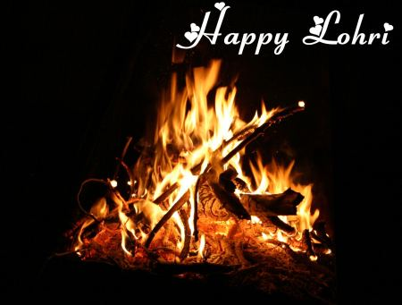 Happy Lohri Wallpapers for Desktop