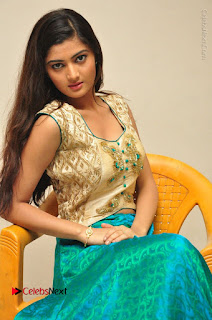 Telugu Actress Akshitha Stills at Prementha Panichese Narayana Movie Opening  0041.JPG