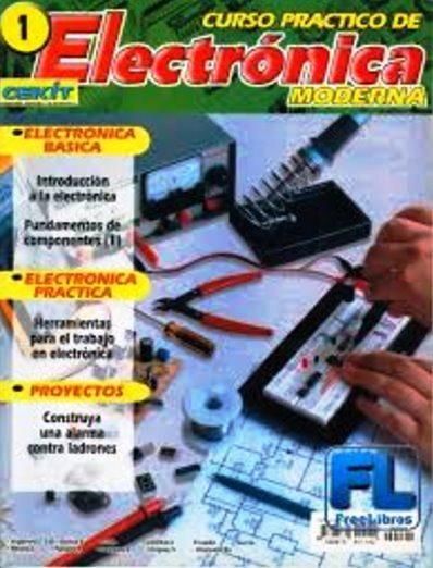 Curso práctico de electrónica moderna – CEKIT