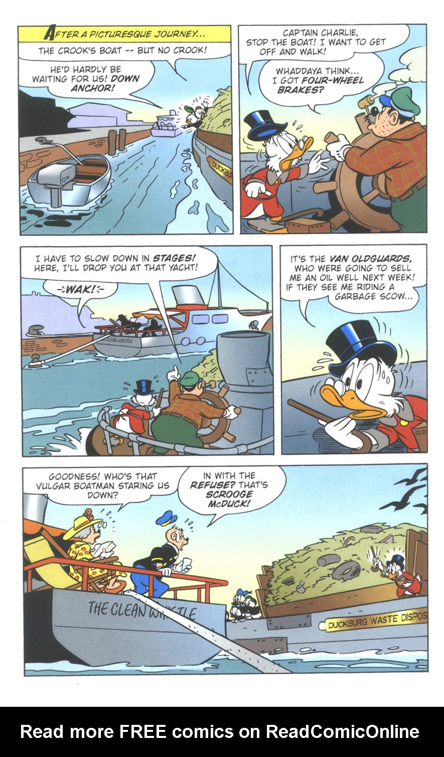 Read online Uncle Scrooge (1953) comic -  Issue #338 - 56