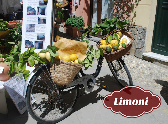 Italy Lemons Limoni