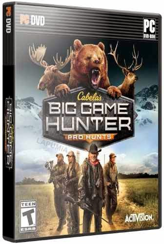 Cabela's Big Game Hunter Pro Hunts RELOADED Tek Link
