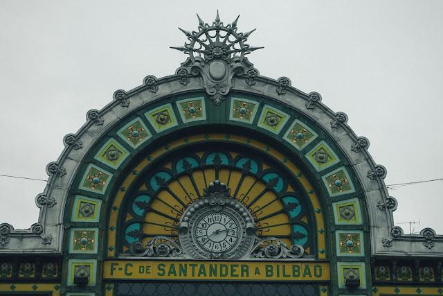 コンコルディア・デ・ビルバオ駅(Estación de La Concordia de Bilbao)