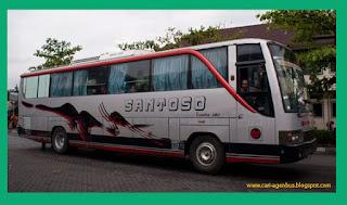 Cari Nomor Telepon Agen Bus Santoso