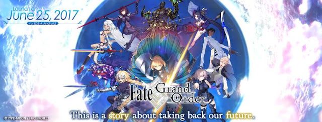 [Game] Fate/Grand Order US