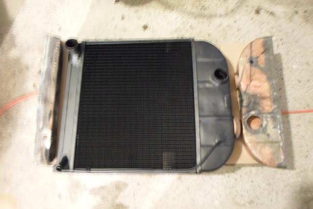radiateur reconditionner Peugeot 203