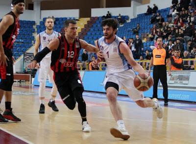 Trabzonspor - Eskişehir Basket