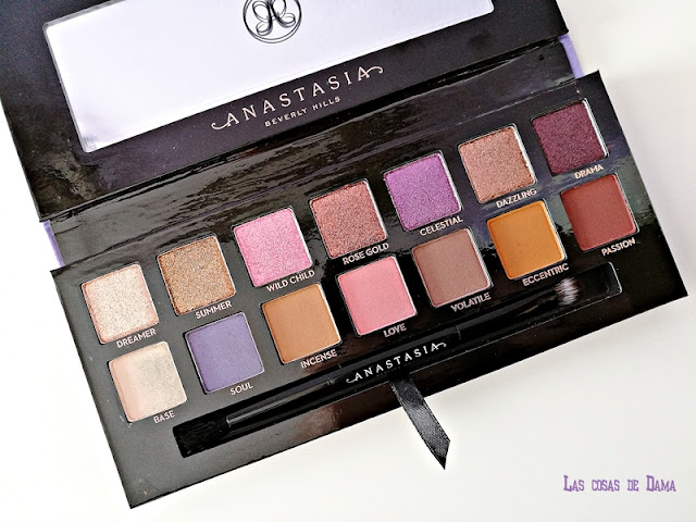 Anastasia Beverly Hills ABH Norvina makeup maquillaje eyepalette beauty regalos san valentin