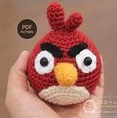 Crochet Pattern Central Free Bird Crochet Pattern Link