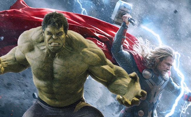 Videos: Things You Didn't Know About Thor And Hulk's Relationship