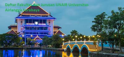 Daftar fakultas sarjana doktor magister  UNAIR Universitas Airlangga Surabaya, daftar jurusan sarjana doktor magister  UNAIR Universitas Airlangga Surabaya, daftar program studi sarjana doktor magister  UNAIR Universitas Airlangga Surabaya
